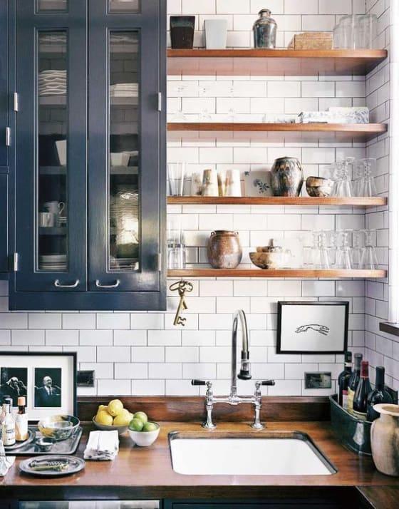 Tipos de pia para cozinha