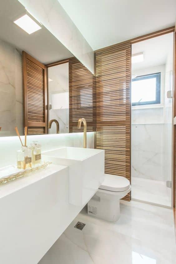 piso-banheiro-banheiro decorado-porcelanato-porcelanato no banheiro