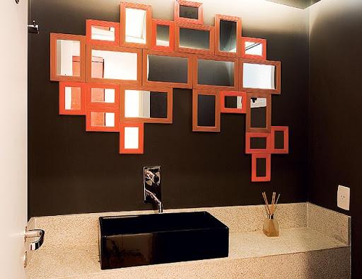 mosaico-de-espelhos-com-bordas-laranjas