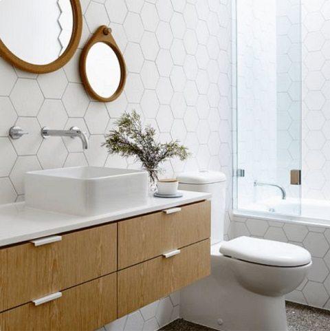 papel-de-parede-no-banheiro-aplique-fácil-minimalista