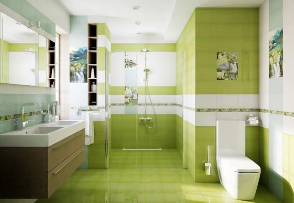 tinta-azulejo-verde-banheiro