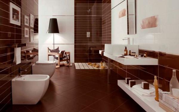 tinta-para-azulejo-marrom-banheiro-grande