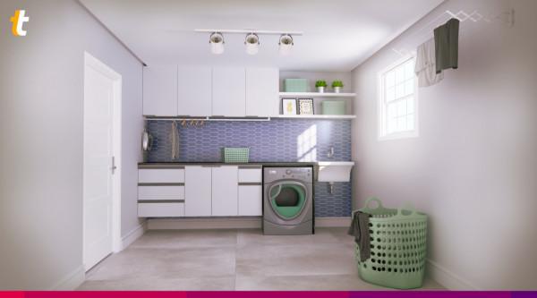 lavanderia-organização