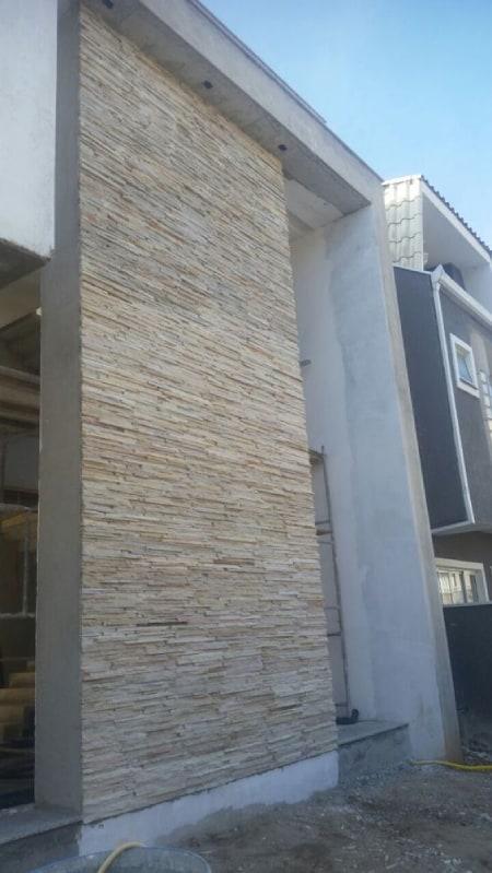 Pedra de revestimento exterior