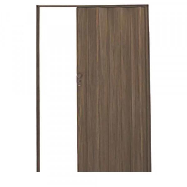 Porta-sanfonada-de-PVC-Plast-210x84cm-com-trinco-imbuia-BCF