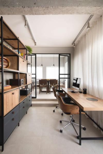 apartamento-estilo-industrial-madeira