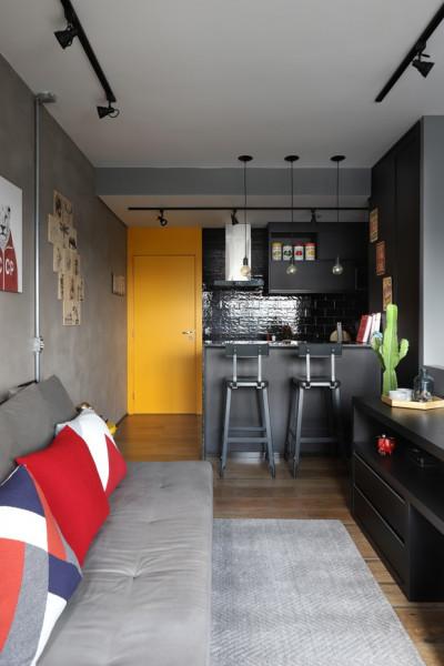 apartamento-colorido-estilo-industrial