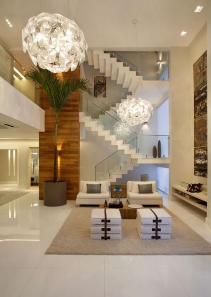 Sala-de-estar-lustre-como-pendente