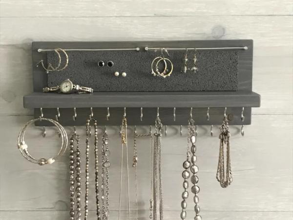 organizar-acessorios-bijuteria-quarto-pendurar-colar-brinco-pulseira