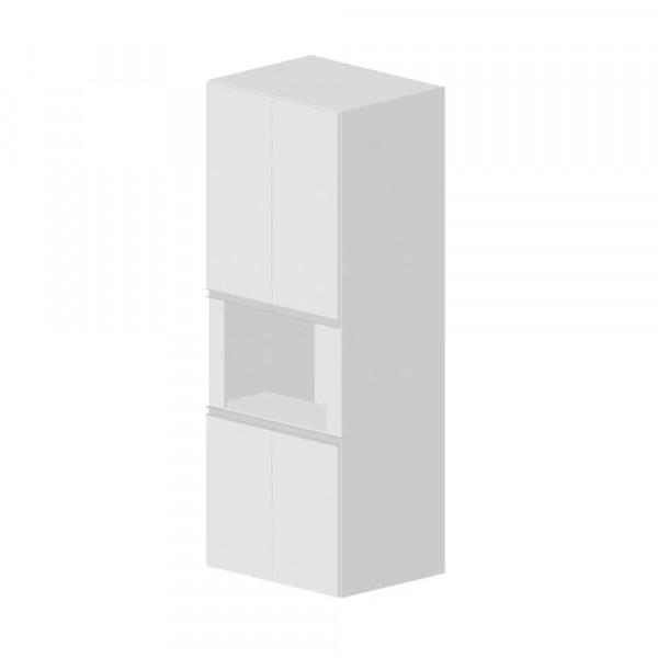 Armario-duplo-para-cozinha-com-espaco-para-1-forno-Montreal-branca-Bonatto