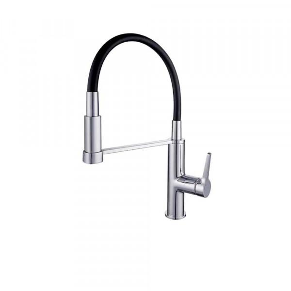 Monocomando-para-cozinha-Delos-bica-movel-Gourmet-SD61635-2-cromado-Alterna