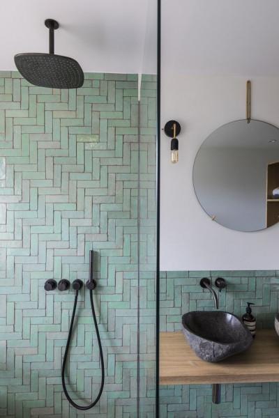escama-peixe-revestimento-banheiro-verde-azul-moderno-industrial-cuba-bonito