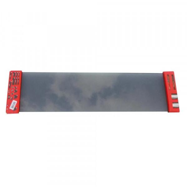 Prateleira-multiuso-60x10cm-fume-Rack-System