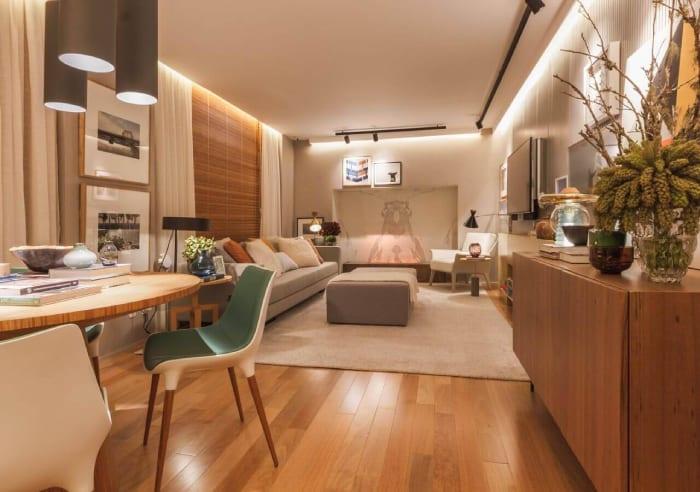Tipos de pisos de madeira