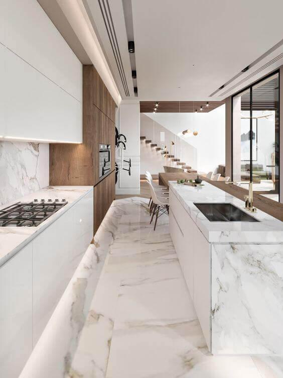 porcelanato-marmorizado-cozinha-bancada