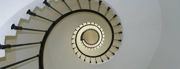 Projeto escada vazada