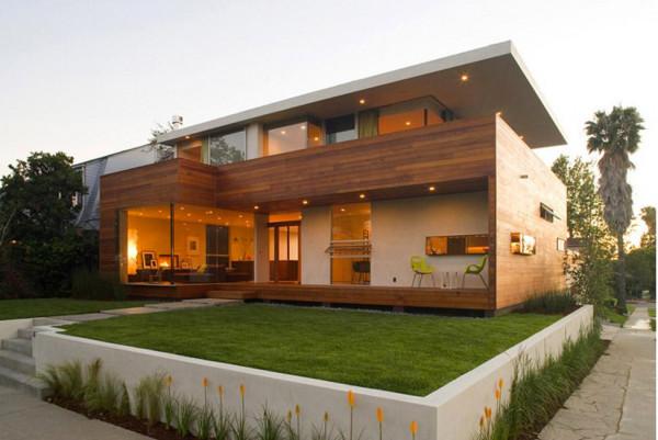 fachada-de-madeira
