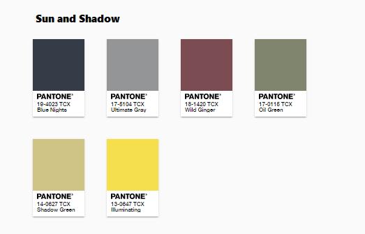 sun-shadow-pantone-2021-paleta-cor-cores-amarelo-cinza