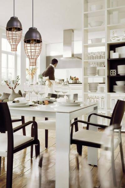 pendente-aluminio-estilo-classico-moderno-preto-branca-luminaria-iluminacao