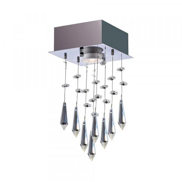 Plafon-Thunder-para-1-lampada-LED-GU10-5W-3000K-cromado-Bronzearte