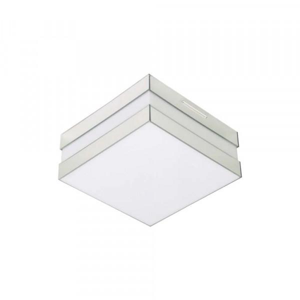Plafon-quadrado-para-1-lampada-20W-Bilbao-18x18cm-Espelho-branco-Tualux