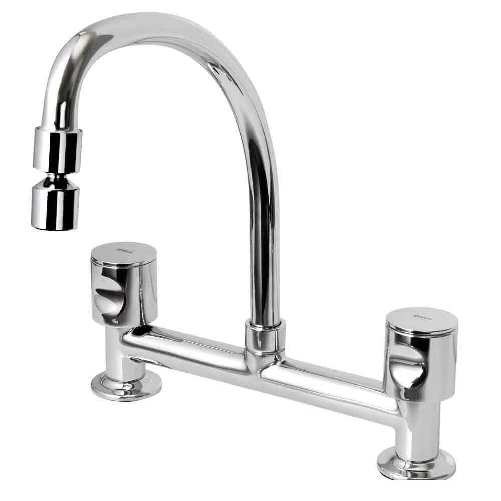 Misturador-para-cozinha-Aspen-1256-C35-bica-movel-cromado-bancada-Deca