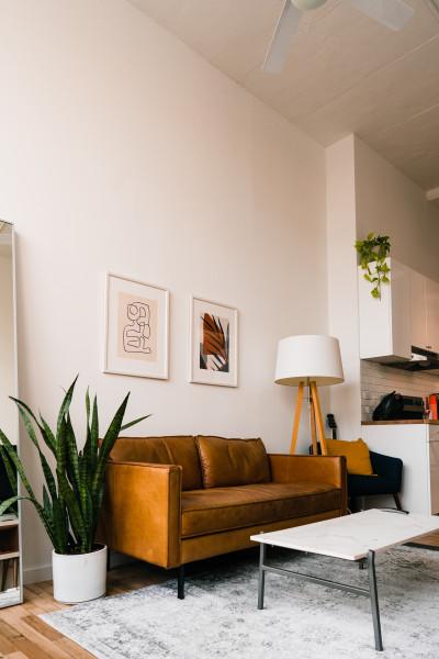 sala-de-estar-minimalista-vintage
