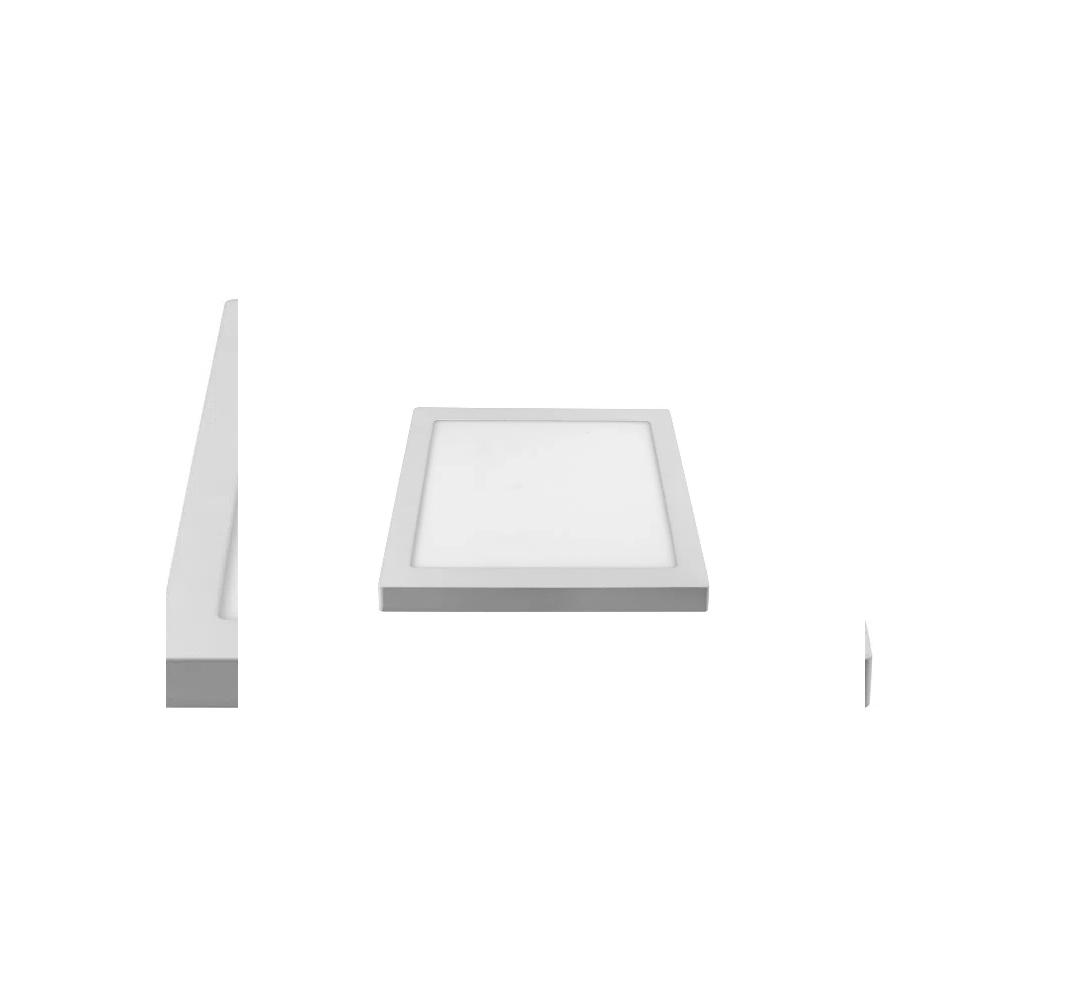 Plafon-Sobrepor-home-LED-quadrado-12W-6K-bivolt-Bronzearte